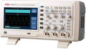 UTD2062CM, Осциллограф цифровой, 2 канала х 60МГц, USB, цветной дисплей