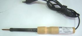 Фото 1/2 ЭПЦН (36В,30Вт), ø 4 мм, Паяльник нихромовый нагреватель, деревянная ручка