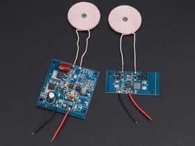 Фото 1/3 Smart Wireless Charger Transmitter - 5V/1.5A, Беспроводной зарядный модуль