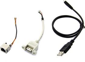 Фото 1/4 86Duino Zero Cable Kit, Набор кабелей для одноплатного компьютера 86Duino Zero
