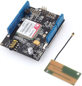 Фото 1/4 GPRS Shield V3.0, GPRS интерфейс для Arduino проектов