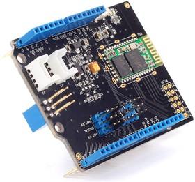 Фото 1/4 Bluetooth Shield V2, Arduino-совместимая плата Bluetooth-модуля