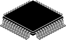 AD7654ASTZ, Quad Channel Single ADC SAR 500ksps 16-bit Parallel/Serial 48-Pin LQFP Tray