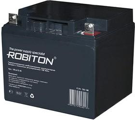 ROBITON VRLA12-45, Аккумулятор