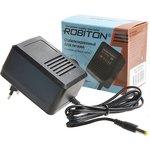 Фото 2/2 ROBITON AB9-800S (-) 5,5х2,1/12, Адаптер/блок питания