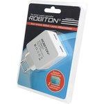 Фото 4/4 USB2400/TWIN, Блок питания с двумя USB разъёмами, 5В,2.4А (адаптер)