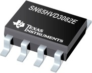 SN65HVD3082EDR, Приемопередатчик RS-485/RS-422 [SO-8]