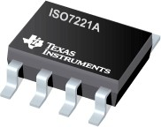 Фото 1/3 ISO7221ADR, Изолятор цифровых сигналов [SO-8]