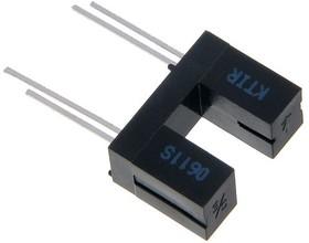 KTIR0611S, Датчик оптический щелевой открытый