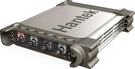 Фото 1/3 DSO3064A, USB осциллограф + генератор+анализатор+ частотомер