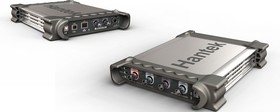 Фото 1/2 DSO3064KITVII, USB осциллограф, 4 канала х 60МГц (Набор)