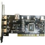 Контроллеры Port/USB контроллер VIA6306, PCI [asia 6306 3p 1394]
