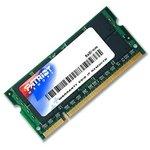 Память DDR2 2Gb 800MHz Patriot PSD22G8002S RTL PC2-6400 CL6 SO-DIMM 200-pin 1.8В