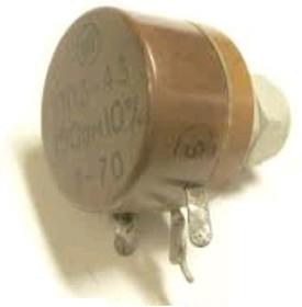Фото 1/2 ПП3-43, 22 Ом, Резистор подстроечный
