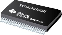 Фото 1/3 SN74ALVC164245DGGR, Преобразователь логического уровня [TSSOP-48]