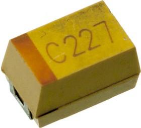220UF 16V 10 E CASE, TECAP тант.чип конд.220 мкф х 16в типE 10%