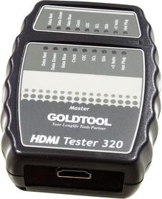 TCT-320, тестер HDMI кабеля