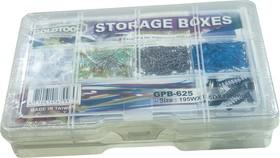 GPB-625 коробка для компонентов 213х114х35