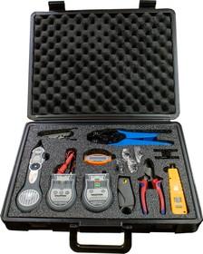 TTK-300, монтажный набор LAN/CATV сетей