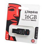 KINGSTON USB 3.1/3.0/2.0 16GB DataTraveler SWIVL металл с ...