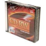 VS CD-RW 80 4-12x SL/5, Перезаписываемый компакт-диск ...