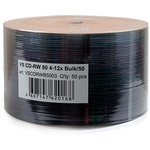 Фото 2/2 VS CD-RW 80 4-12x Bulk/50, Перезаписываемый компакт-диск