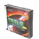 Фото 2/2 VS DVD+R 8.5 GB 8x SL/5 Double Layer Ink Print, Записываемый компакт-диск