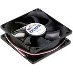 Вентилятор ZALMAN ZM-F1 Plus (SF) 80x80, 80мм, Ret
