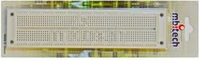 SYB-130, Плата макетная беспаечная 188х46х9 мм