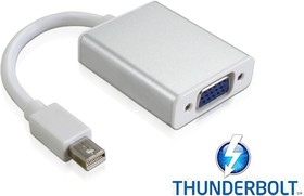 GC-MDP2VGA2, Кабель-адаптер Apple Mini Displayport /VGA, 20M/15F
