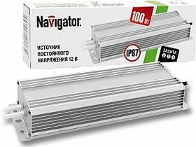 ND-P100-IP67-12V (71473), Трансформатор электронный для светодиод. ламп и модулей 100W 12V (драйвер)