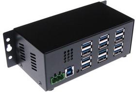HUB-1230i, 12-ти портовый USB 3.0 концентратор
