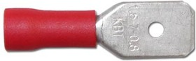 08-0312-10, Набор клемм КПИ штекер - 4.8мм 0.5-1.5мм² 10 шт ( Блистер)