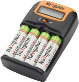 Зарядное устройство Navigator 94 474 NCH-LCD402USB