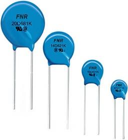 FNR-20K561, 560 В, 150 Дж, Варистор