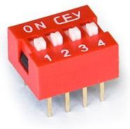 SWD1- 4 (DS-04) (DS1040-04-RNNN) (Вдм1-4) L-KLS7-DST-04-R-00