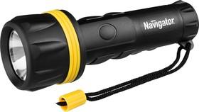 Фонарь Navigator 71 588 NPT-R07-2D Пластик + резина. 1LED 1Вт