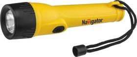 Фонарь Navigator 71 595 NPT-CP11-2AA Пласт. 1LEDx0.5Вт. XXX