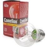 Camelion 40/A/CL/E27, Лампа