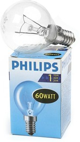 PHILIPS P45 60W E14 CL 066992, Лампа