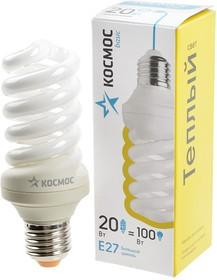 КОСМОС T3 SPC 20W E2727, Лампа
