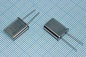 Фото 1/5 Кварц 5.5МГц в корпусе HC49U, расширенный интервал температур -40~+70C, без нагрузки, 5500 \HC49U\S\ 15\ 30/-40~70C\РПК01МД-6ВС\1Г