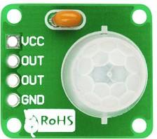Фото 1/4 MIKROE-237, Motion Sensor Board, Оценочная плата датчика движения