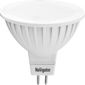 Фото 1/3 NLL-MR16-5-230-6.5K-GU5.3 (94382), Лампа светодиодная 5Вт, 425Лм, 6500К, 220В, рефлектор