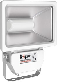 Светильник Navigator 94 640 NFL-P-50-4K-WH-IP65-LED (аналог ИО 500 Вт)