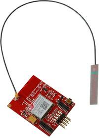 Фото 1/2 OLIMEXINO-NANO-GSM, Модуль GSM/GPRS/Bluetooth для OLIMEXINO-NANO