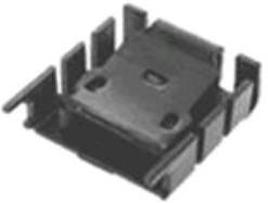 FK45 (V8510B-T), Радиатор ТО-220 | купить в розницу и оптом