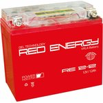 RE12-12, Аккумулятор свинцовый 12B-12Ач 150х86х131 (для ...