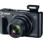 "Фото 6/7 Фотоаппарат Canon PowerShot SX730HS черный 21.1Mpix Zoom40x 3"" 1080p SDXC/SD/SDHC CMOS 1x2.3 IS opt 1minF 6fr/s 60fr/s HDMI/WiFi/NB-13L"