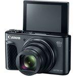 "Фото 7/7 Фотоаппарат Canon PowerShot SX730HS черный 21.1Mpix Zoom40x 3"" 1080p SDXC/SD/SDHC CMOS 1x2.3 IS opt 1minF 6fr/s 60fr/s HDMI/WiFi/NB-13L"
